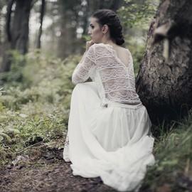 Polskie suknie ślubne - Karolina Twardowska Atelier. Nowa marka na polskim rynku.