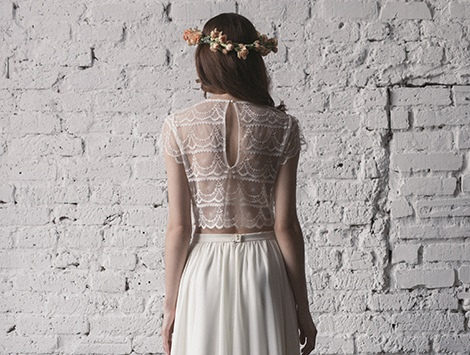 Suknia ślubna boho. Poznaj wyjątkową kolekcję sukien ślubnych Karolina Twardowska Atelier. Zmysłowo i kobieco.